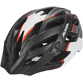 Alpina Panoma L.E. Helmet black-white-neon red